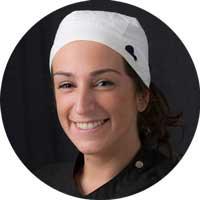 Marianna assistente alla poltrona studio dentistico Pelatti Volpe