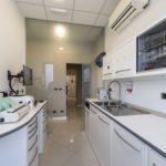 strumenti odontoiatrici dello studio dentistico