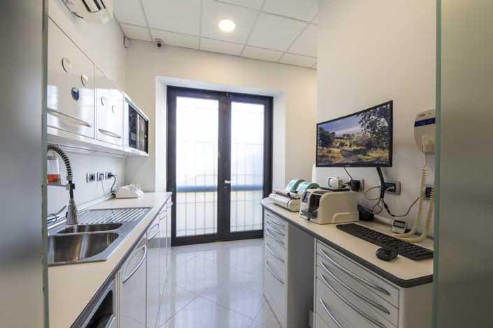 Strumenti studio dentistico