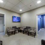 studio dentistico a prato sala di aspetto