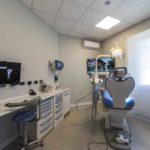 studio dentistico a prato sala intervento