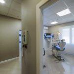 studio dentistico a prato sala con poltrona